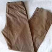брюки в сост новых хлопок