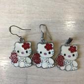 Наборы бижутерии Hello Kitty