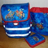 Ортопедический рюкзак MCNeill +сумка и пенал. Оригинал. В отличном состоянии.