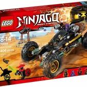 Lego Ninjago 70589 Горный внедорожник. В наличии