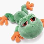 большая жаба лягушка лупастик Russ оригинал отл сост! Англия 28 см