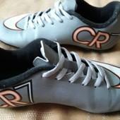 Бутсы Nike Mercurial CR7 оригинал р.35-22см.