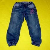 стиляжные джинсы 2-3 года