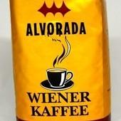 Кофе в зернах Alvorada Wiener kaffee 500гр. Альворада кофе по-венски