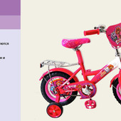 Детский велосипед Щенячий патруль 171226 12д.