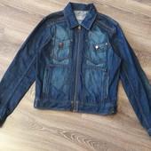 Blue Ridge М-Ка джинсовая куртка мужская