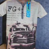 Стильная футболка для мальчика от George