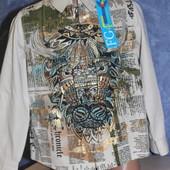 Стильная рубашка для парня от George. Хлопок