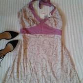 Легкий летний новый сарафан платье для крупной девушки, батал от Matalan,р.20