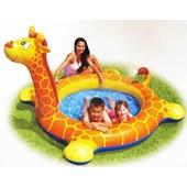Детский надувной бассейн 57434 Intex Жираф