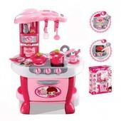 Кухня детская 008-801. Звуковые и световые эффекты. 2 расцветки