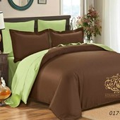 Комплект постельного белья, сатин микс