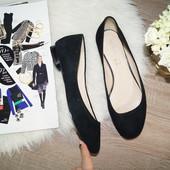 (42р./27см) Autograph! Замша! Красивые комфортные туфли в классическом стиле