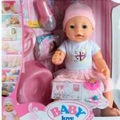 Кукла пупс