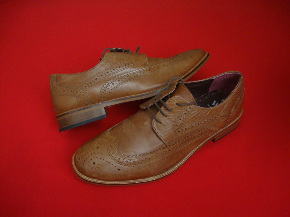 Туфли W 10 Julien Macdonald натур кожа 44 разм фото №1