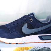 Кроссовки сетка Nike Air Zoom Pegasus blue