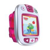 LeapFrog Часы компьютер с питомцем 4-7 лет фитнес-трекер для детей розовые leapband activity tracker