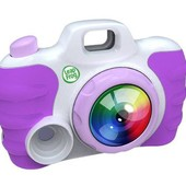 LeapFrog Фотокамера чехол детская розовая 3-6 лет creativity camera app with protective case, pink