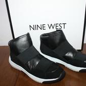 Классные кожаные кроссовки Nine West,оригинал,по очень низкой цене