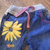 Тонкие  джинсики Некст