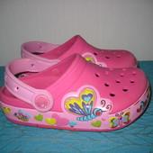 Кроксы Crocs 17-17,5см размер C10