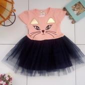Плаття/платье для дівчинки 1-2 рочків, Турция