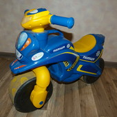 Мотоцикл - беговел