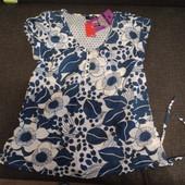 Рубашка блузка Next  размер 12 Распродажа