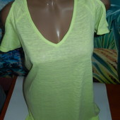 Актуальное летнее миди-платье,р-р S с открытыми плечами,сток