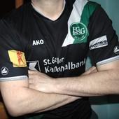 Спортивная футбольная футболка  Jako.м-л