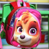 Рюкзак 3D Щенячий Патруль Скай