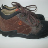 ботинки 25р ессо