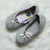 Новые домашние тапочки для девочки. Esmara. Размер 36-37