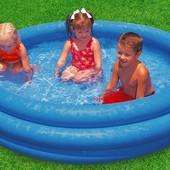 Детский надувной бассейн Intex 59416 Кристалл: 114х24см