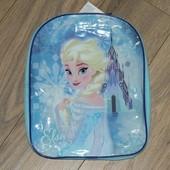 Нежный рюкзачек с Ельзой из Холодного Сердца