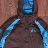 р.158-164, шикарная термо-куртка в идеале