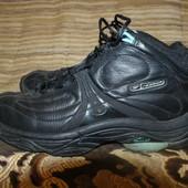 Кожаные ботинки Reebok