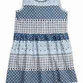 Сарафаны H&M для девочек 4-6 лет