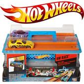 Кейс для зберігання машинок hot wheels Race Case Track cfc81 від Mattel