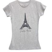 Женская футболка (XS, S) Primark
