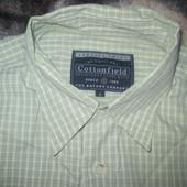 Новая мужская рубашка фирменная ,р.м, сток, смотрите замеры