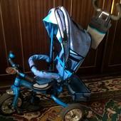 Трехколесный велосипед Profi Trike колясочного типа