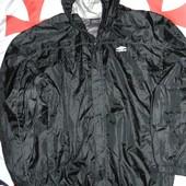 Спортивная курточка термо ветровка бренд Umbro.хл-2хл