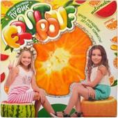 Мягкий надувной пуфик Fruit Pouf Danko toys FP-01-01