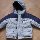 1354 Куртка Teddy 18мес. зима.