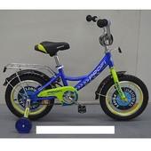 Велосипед двухколёсный детский 14 дюймов Profi Original boy G1441