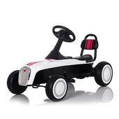 Детский веломобиль-машина M 3413-1, белый