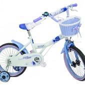 Велосипед детский 16 дюймов 16-TZ-005