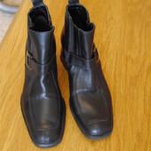 Туфлі шкіряні розмір 36 стелька 23,2 см 5 th Avenue
