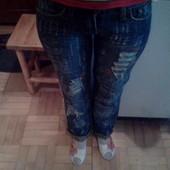 Американские женские или подростковые рваные джинсы!!много фото Много фото Много фото!!
